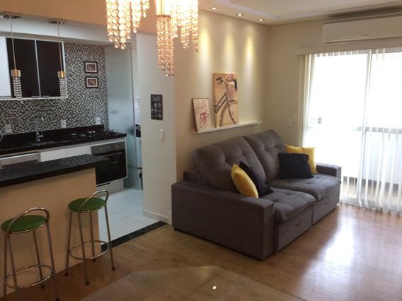 Apartamento 3 Dormitórios, Suíte, 2 Banheiros, 2 Vagas, 77m²