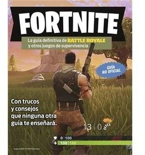 Revista Videojuegos Fornite Guía Definitiva De Battle Royal