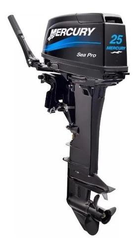 Motor Mercury 25 M Sea Pro (2 Tiempos)