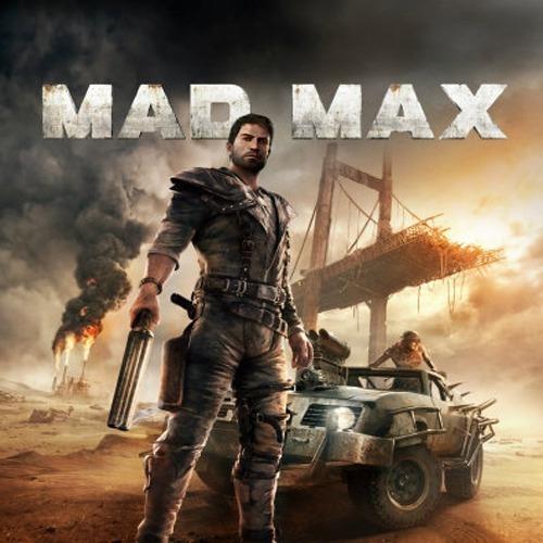 Mad Max Pc-dvd- (midia Fisica)