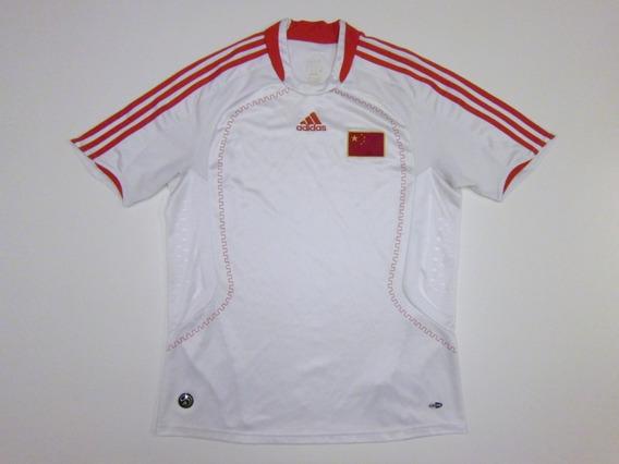 Camiseta Alt. Seleccion China 2007 100% Original
