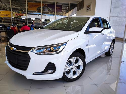 Chevrolet Onix Premier Ii 1.0 Turbo (flex) (aut)