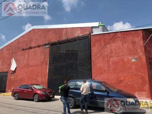 Bodega En Renta En Forjadores Cholula Puebla
