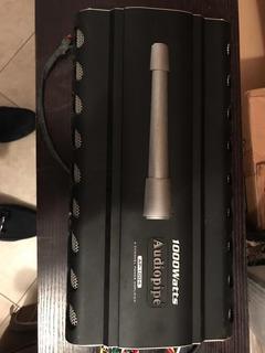 Planta 1000 Watts Audio Pipe Poco Uso