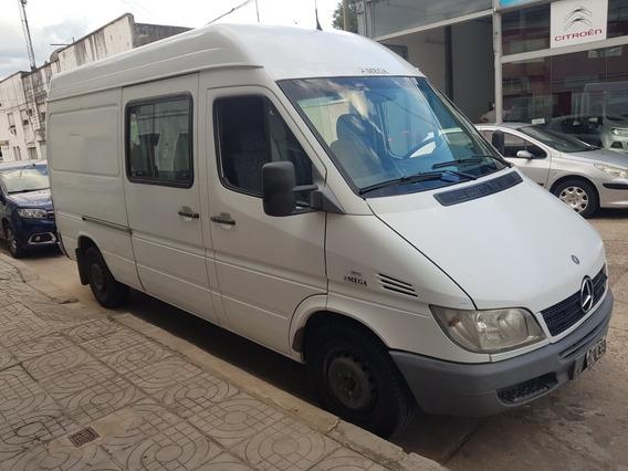 Mercedes-benz Sprinter 2.1 313 Furgon 3550 Te V1 S-airgab