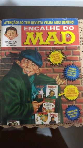 Revista Mad Edição Especial Com 4 Revistas Em Uma