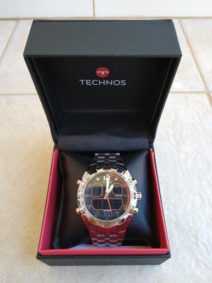 Relógio Technos Ca810a Performance Techno Sport Timetech