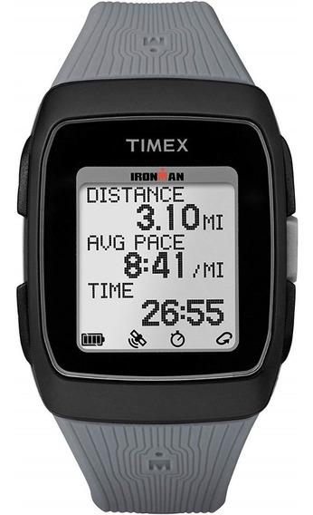 Reloj Timex Ironman Gps Tw5m11700 Digital Negro Caballero