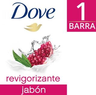 Jabon Tocador Dove Revogorizante 90 Grs.