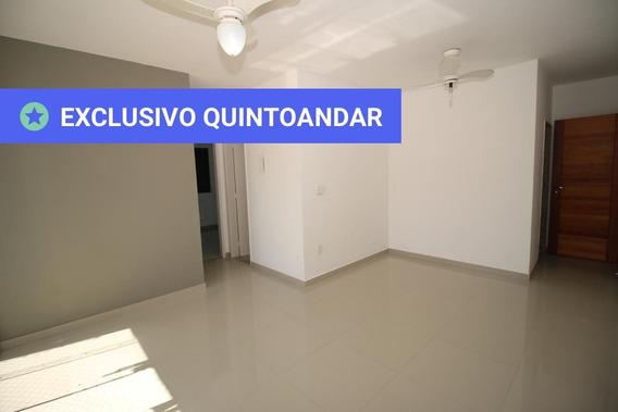Apartamento No 3º Andar Com 2 Dormitórios E 1 Garagem - Id: 892944717 - 244717