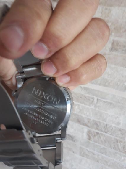 Relógio Nixon Prata 51-30 -