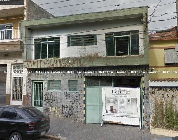 Galpão Para Venda Em São Paulo, Parque Da Mooca - 00494_2-756655