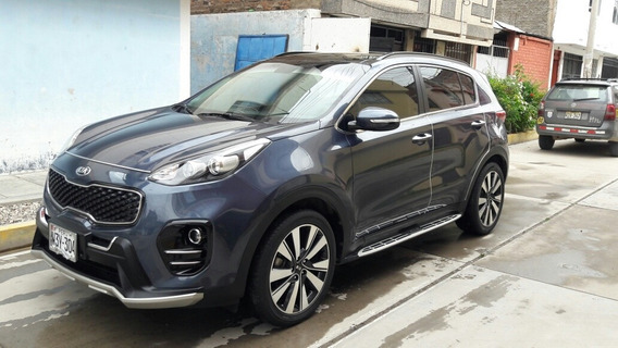 Kia Sportage Version Full Equipo
