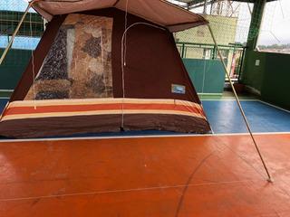 Barraca Camping Brisa 5 Modelo Exportação