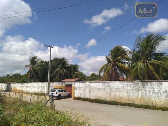 Chácara Com 4 Dormitórios À Venda, 7350 M² Por R$ 1.500.000 - Centro - Pindoretama/ce - Ch0002