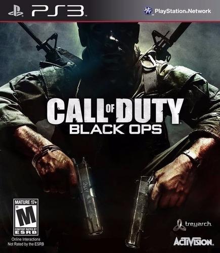 Call Of Duty Black Ops 1 Juego Ps3 Original + Garantía