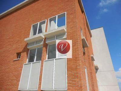 Cobertura Residencial À Venda, Bairro Jardim, Santo André - Ap7549. - Co0397