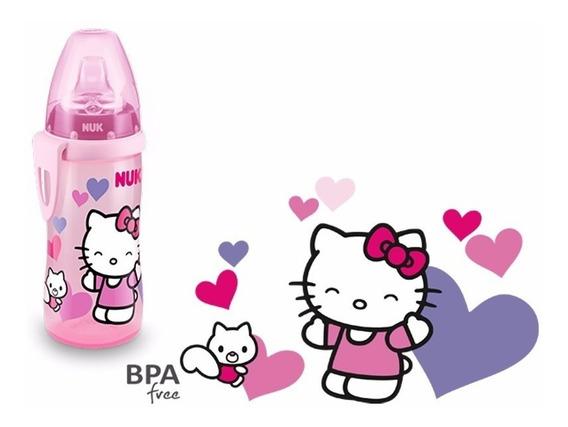 Copo Nuk Active Cup Hello Kitty 300ml