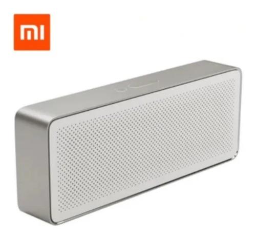 Imagem 1 de 5 de Caixa De Som Portátil Bluetooth Speaker Xiaomi Square Box 2