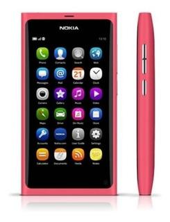 Nokia N9 16gb 8mp Nuevo Hd Wifi Camara 3g Rosa Gps 3.9
