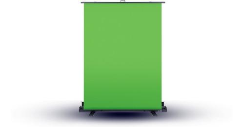 Imagen 1 de 2 de Pantalla Green Screen Elgato 10gaf9901 Panel Chromakey Plega
