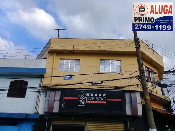 L616 Casa Assobradada Na Cidade Patriarca Com 60m2