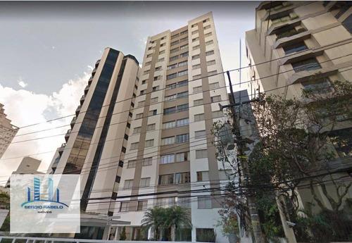 Imagem 1 de 18 de Apartamento Com 2 Dormitórios À Venda, 80 M² Por R$ 780.000 - Moema - São Paulo/sp - Ap3642