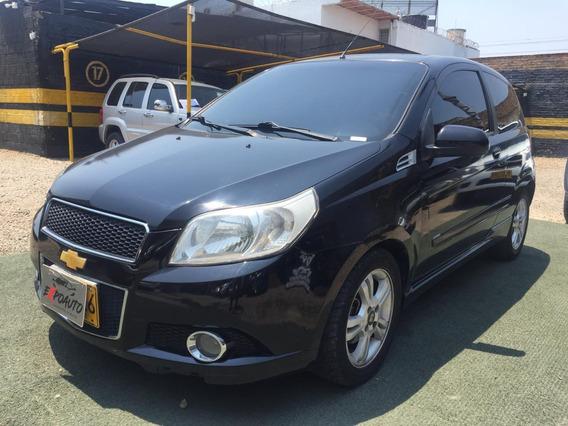 Chevrolet Aveo Gt Mt 2010
