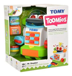 Tomy Toomies Robot Caja Registradora. 92102 Cachavacha