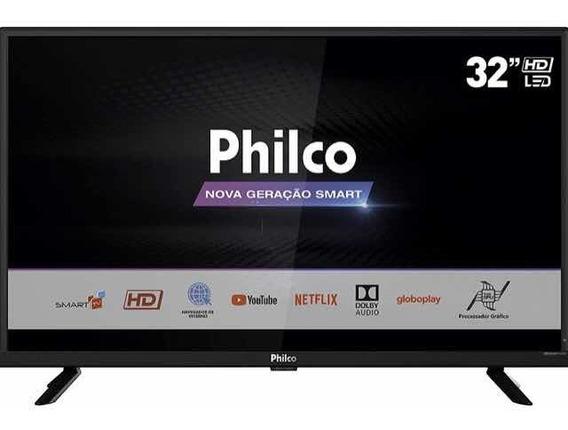 Smart Tv Led 32 Philco Ptv32g52s Led - Wi-fi 2 Hdmi 1 Usb