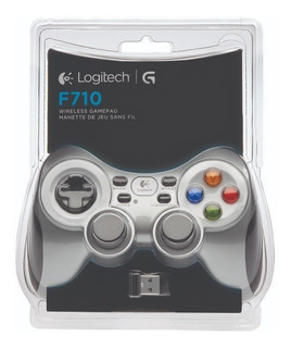 Game Pad Inalámbrico Logitech F710 - Envio Gratis + Experts