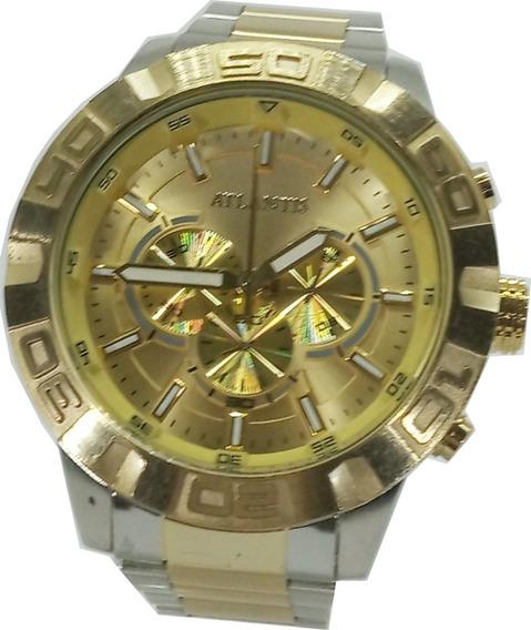 Relógio Masculino Atlantis Grande J3481