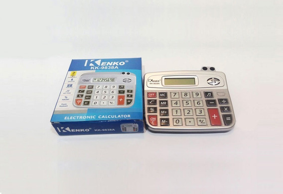 Calculadora Kenko Kk-9838a
