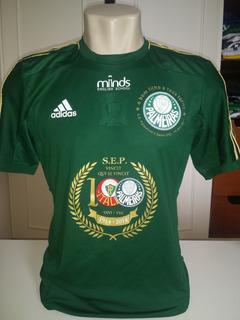 Rara Camisa Palmeiras Jogo De Inauguração Do Allianz Parque
