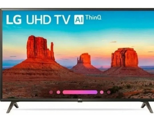 Tv LG Uhd Smartv 4k De 43 Pulgadas Nuevo Oferta