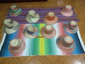 Artesanías Wayúu (sombreros)