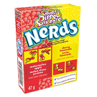 Nerds Dulcecitos Acidos Y Crocantes Manza - kg a $8