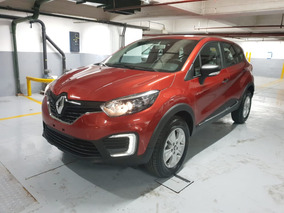 Renault Captur 1.6 Life Okm 2018 Entrega Inmediata! Oferta C