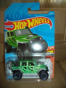 Hw - 17 Jeep Wrangler, Lacrado No Blister!!