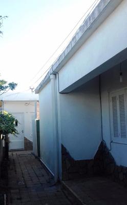 Casa, 2 Dormitorios, 2 Patios Con Parrillero Y Galpón