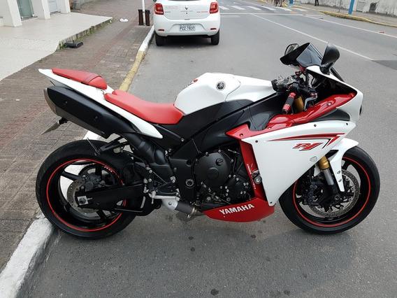 Yamaha R1 2009, Com Apenas 13.000km, Aceito Troca