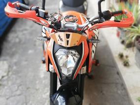 Moto Ktm Año 2013