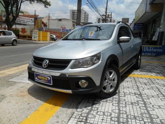 Volkswagen Saveiro Cross Ce 1.6 16v Total Flex, Gzg0189