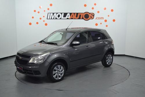 Chevrolet Agile 1.4 Lt Mt 2011 - Imolaautos