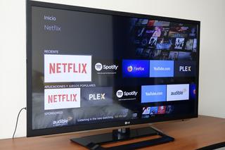 Tv Lg Fullhd 42 Cinema 3d - Smart Tv + Amazon Fire Tv Stick