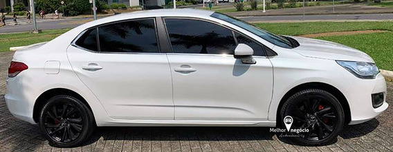 Citroën C4 Lounge Tende. Turbo Thp 1.6 Flex Aut. 2017 Branco