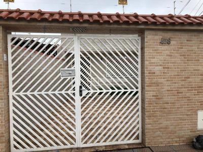 Casa Residencial À Venda, Campo Da Aviação, Praia Grande. - Ca0017
