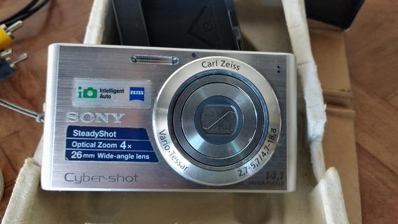 Câmera Sony Dsc-w320 14.1 Mp