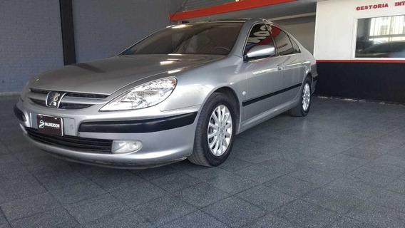 Peugeot 607 3.0 V6 Tiptronic 2004