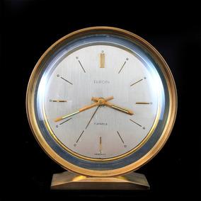 Antigo Relógio Despertador Europa - Ref. (065)